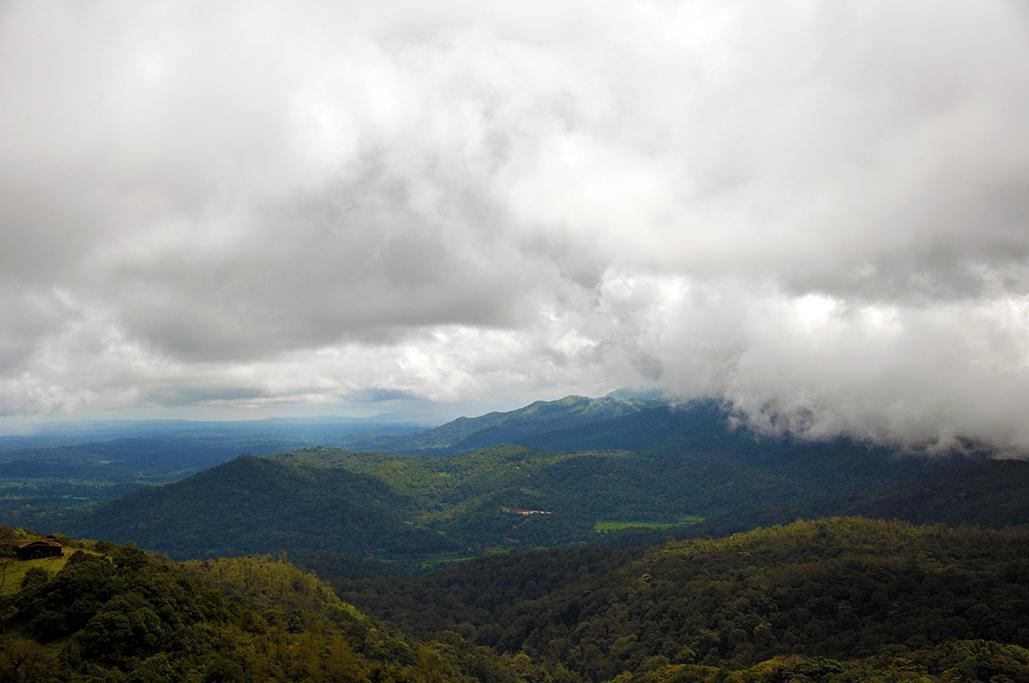 Bhagmandala, Talkaveri